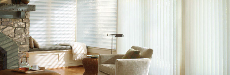 Hunter Douglas Luminettes Privacy Sheers Denver By Cloud 9